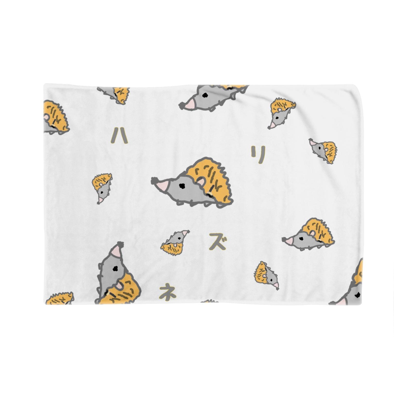 tasukuroのハリネズミくん Blankets