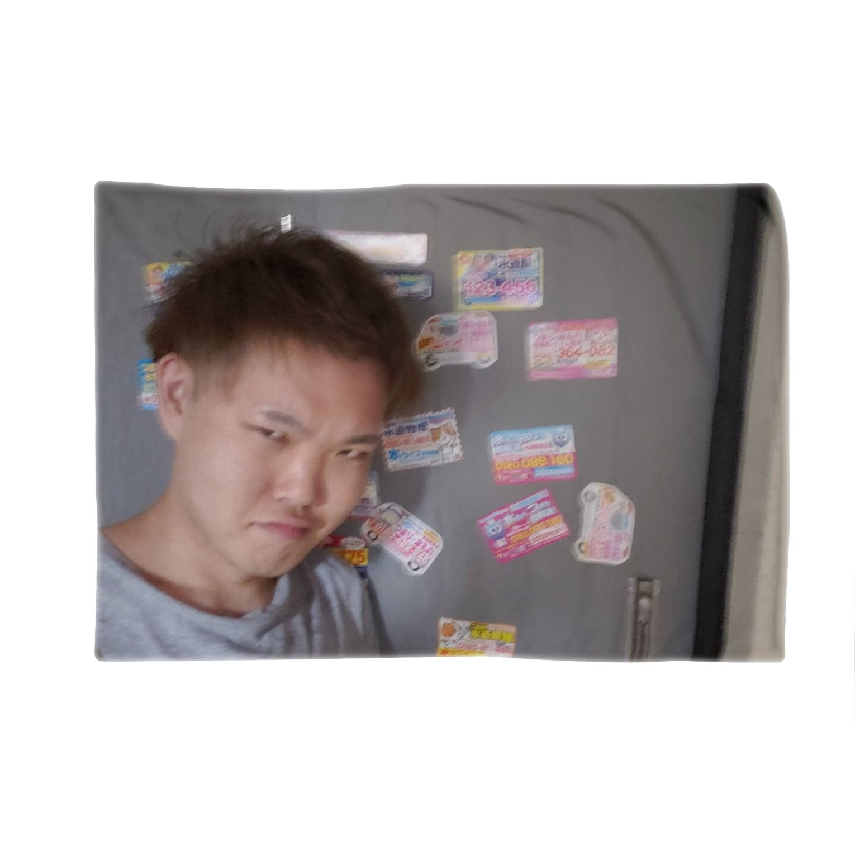 Reiji Shiratoriの反抗 Blankets