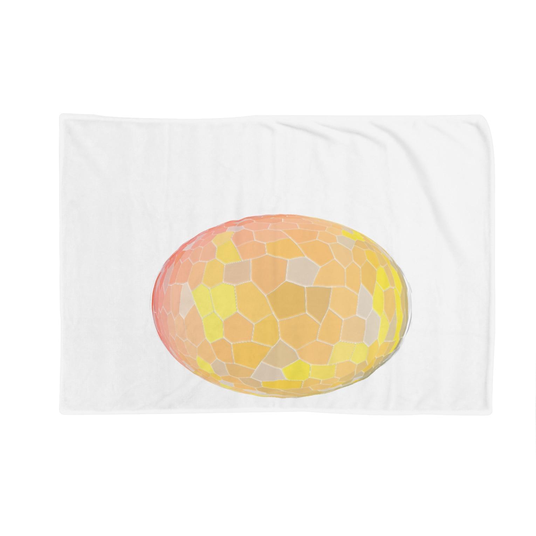 水草のオレンジ玉 Blankets
