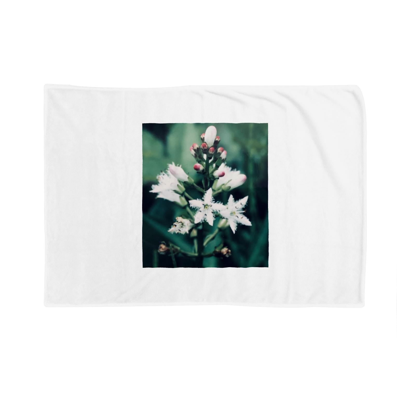 mitoTのmitoki_ART・花 Blankets