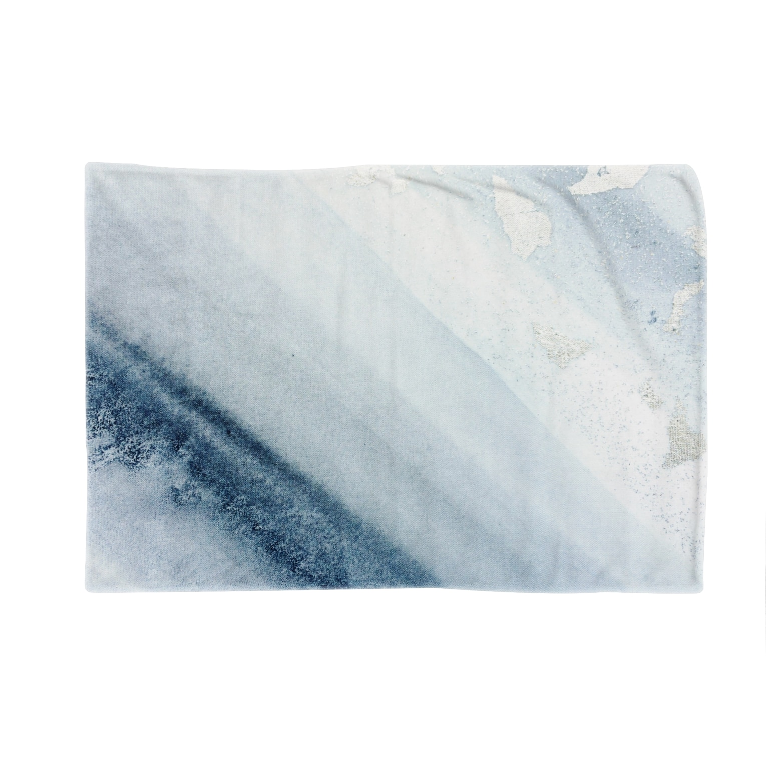LUCENT LIFEのSumi - Silver leaf Blankets