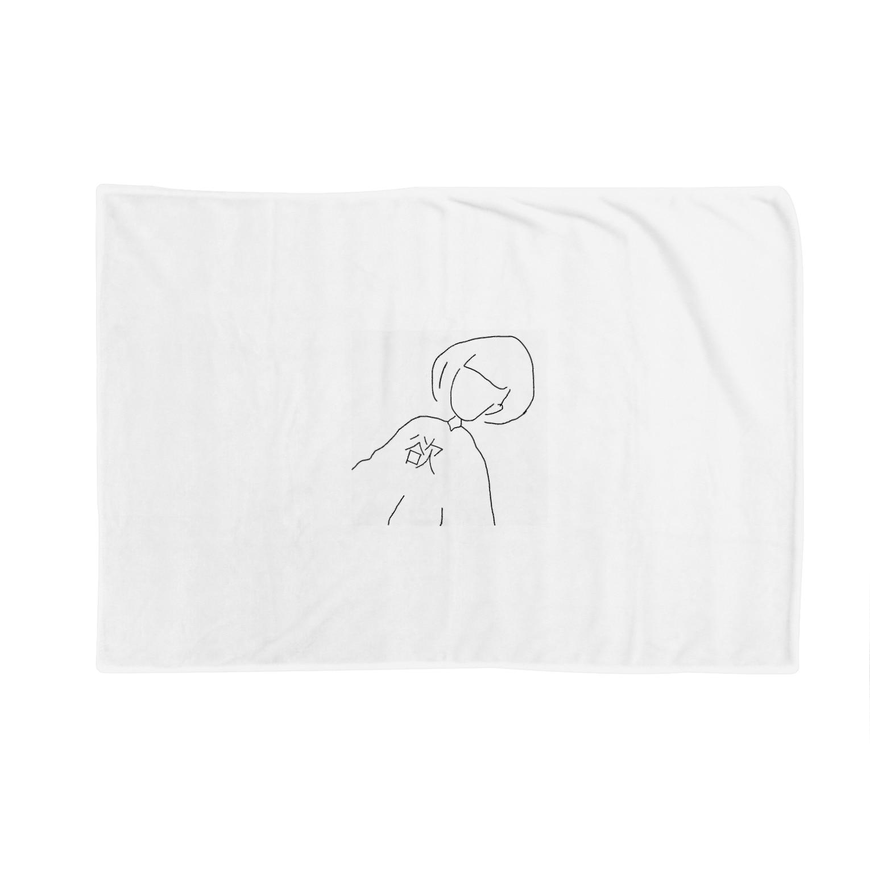 yu's shopのyokuチャン Blankets