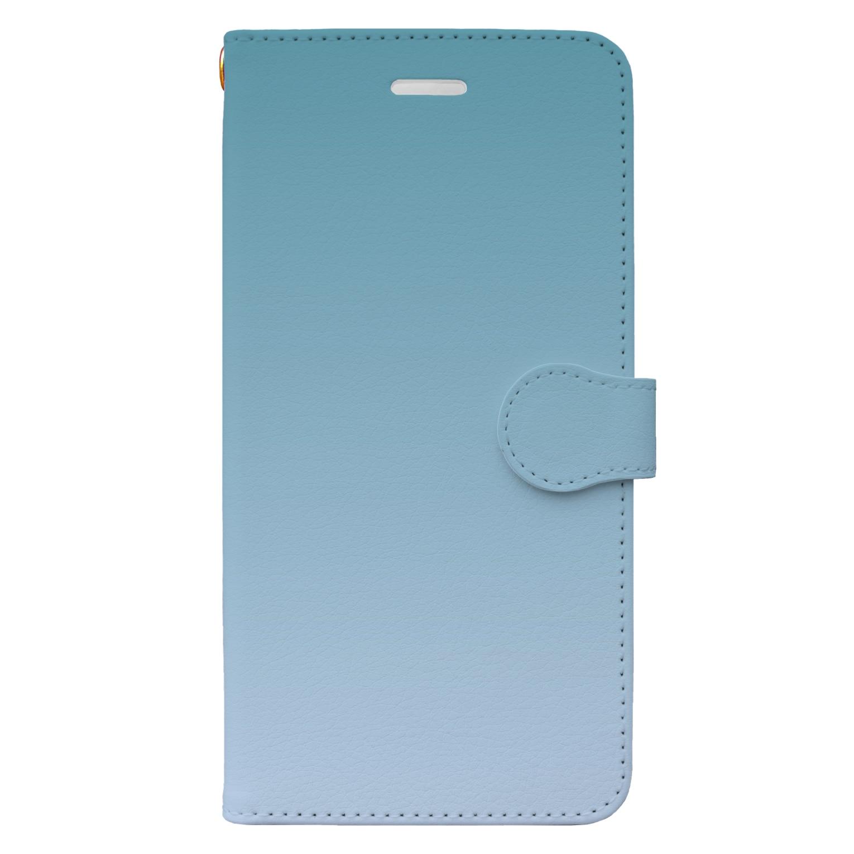 シンプルの005 Book-style smartphone case