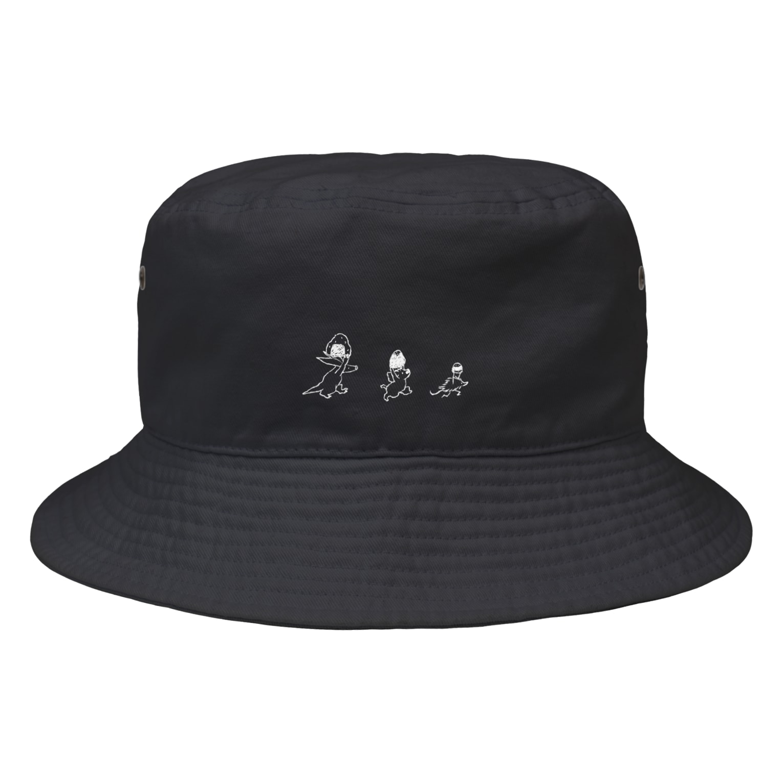 石川ともこのおにぎり Bucket Hat