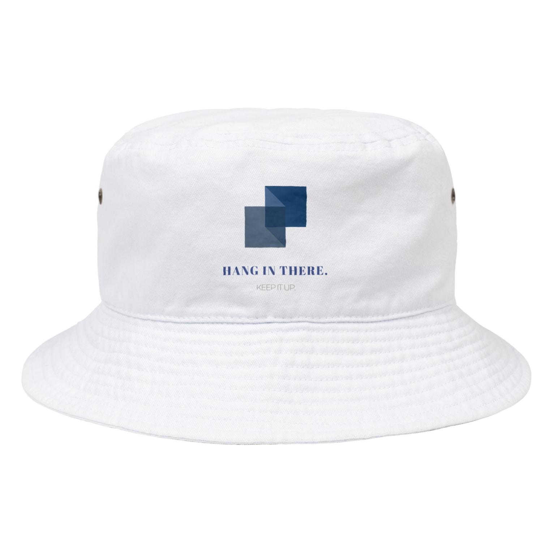 優里香の諦めないで Bucket Hat