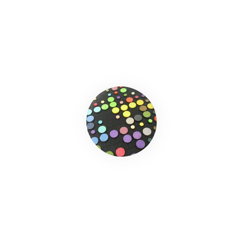彩木屋 simple & colorful のこも&ごも Badges