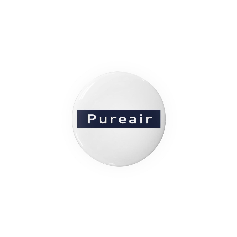 ケムタンショップのPureair Badges