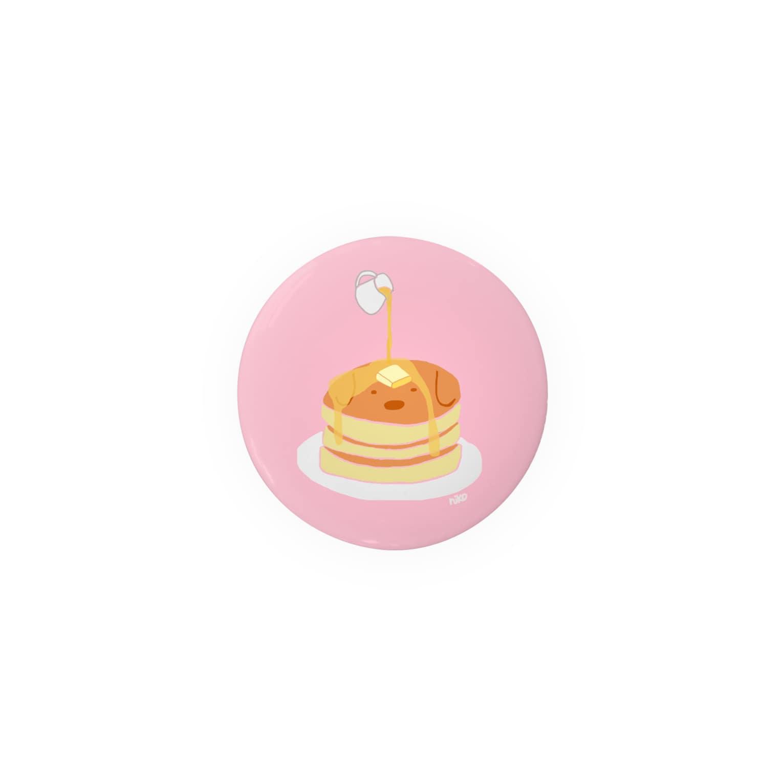 niko2019のわんこパンケーキ Badges