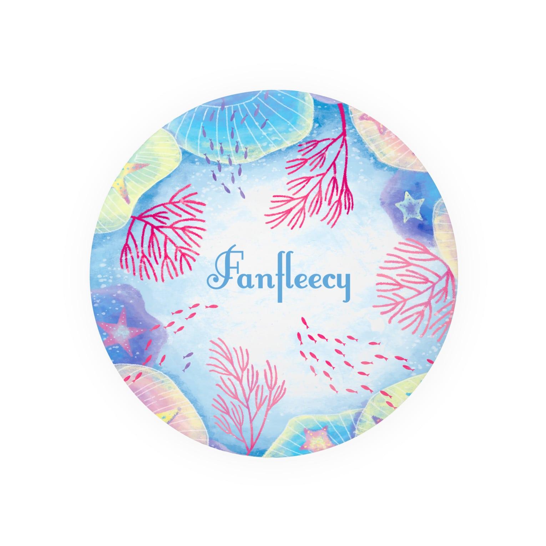 Fanfleecyのmarine 缶バッジ