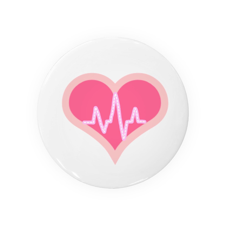 meloaの心電図 Badges