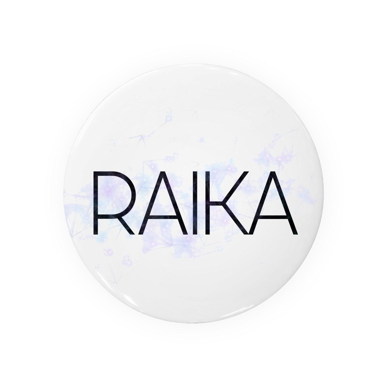RAIKA369CANNERUの雷火のグッズ Badges