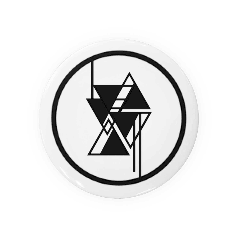Ï∞n(イオン)のEgyptian Triangle Badges