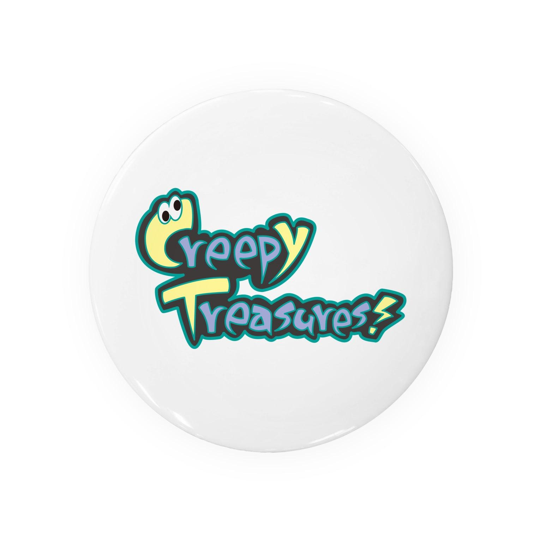 Creepy Treasures!のCreepy Treasures! Logo Badges