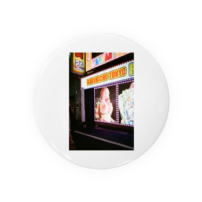Shogo Hirokiの歌舞伎町 Badges