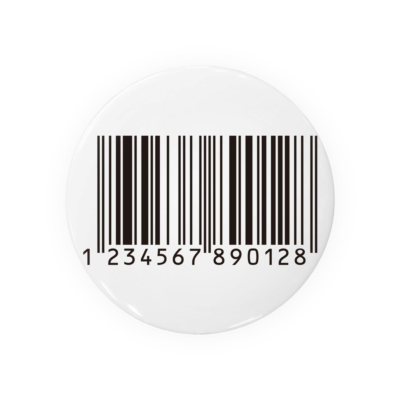 ___Ru____のバーコード Badges