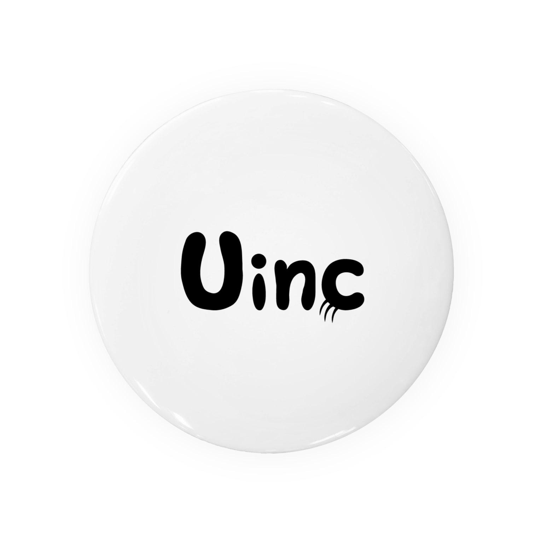 Uinc.のUinc.ロゴデザイン Badges