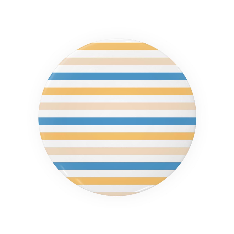 SANKAKU DESIGN STOREの北欧カラーボーダー。 Badges