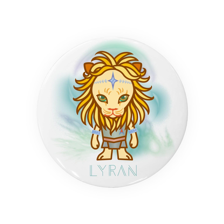 alpacca-creativeのLyran(リラ星人) Badges