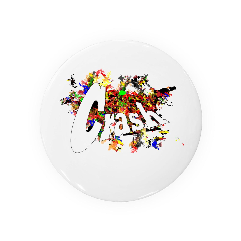 Resv Creative Worksの感覚Crash Badges