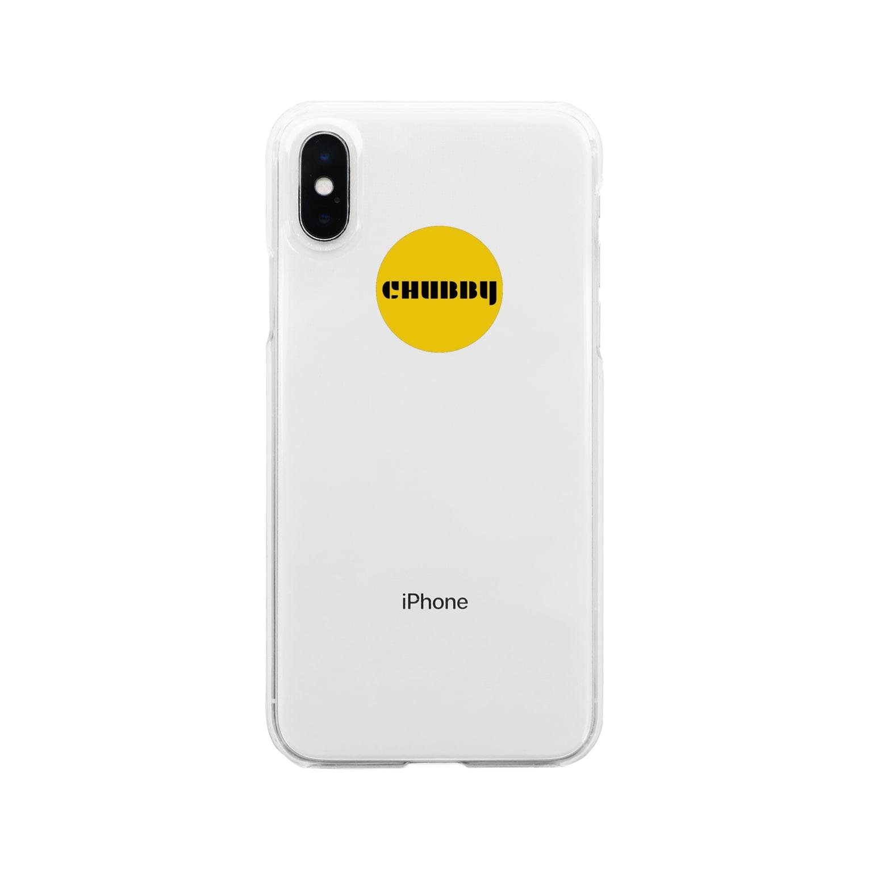 miuuu__99kのchubby Clear smartphone cases