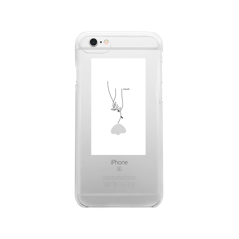 2wins_yuriyuriのkimieto(6s/6) Clear smartphone cases