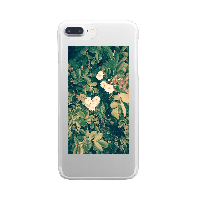 ゆぅの小さな発見 Clear smartphone cases
