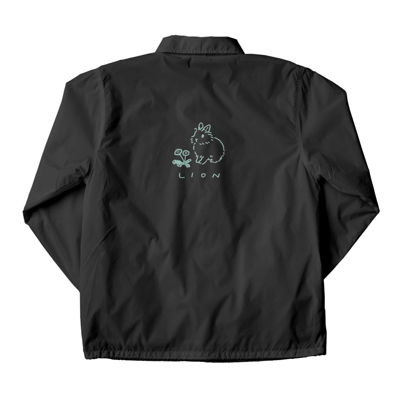SCHINAKO'SのLION Coach Jacket