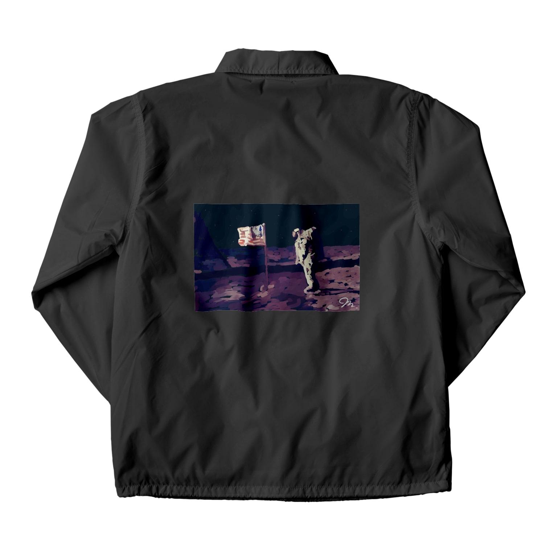 Boston ShopのApollo50thMoonLanding Coach Jacket