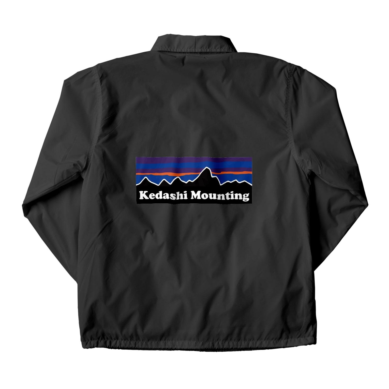 ツイッターインベストメントアパレル事業部のKedashi mounting Coach Jacket