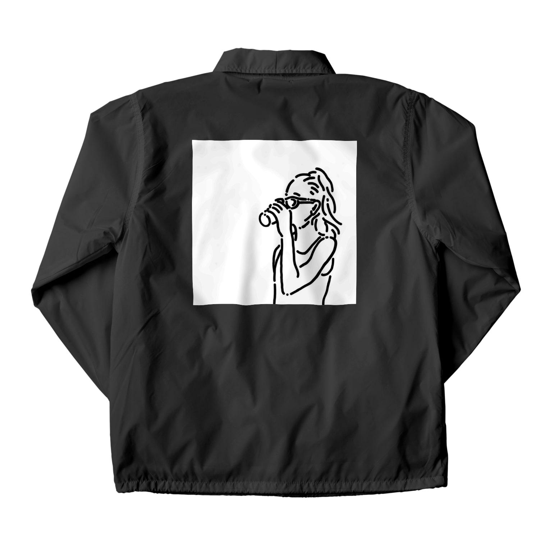isoyaのsk8 girl Coach Jacket