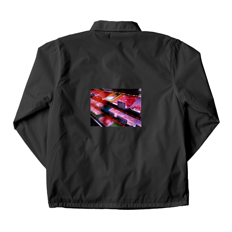 galah_addの食物連鎖 Coach Jacket