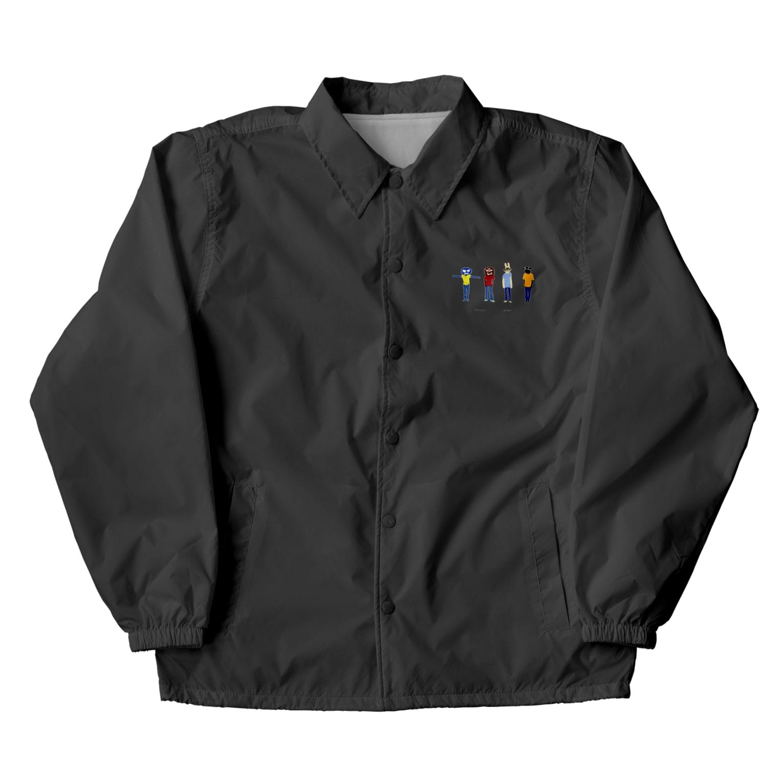 杉本周太(ネギ)のfuture pops outer Coach Jacket