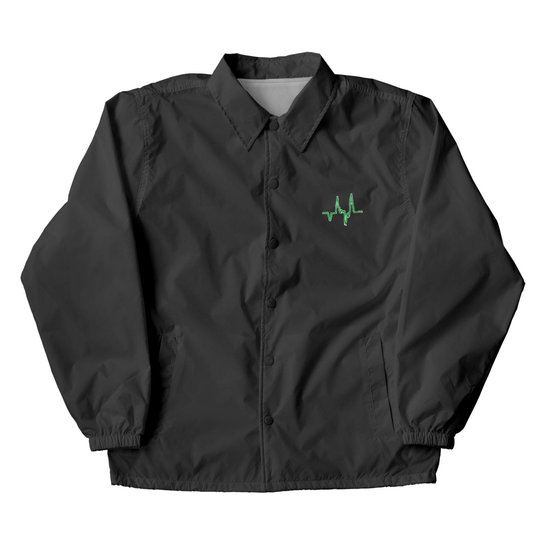 hachi08のラインシリーズ2 Coach Jacket