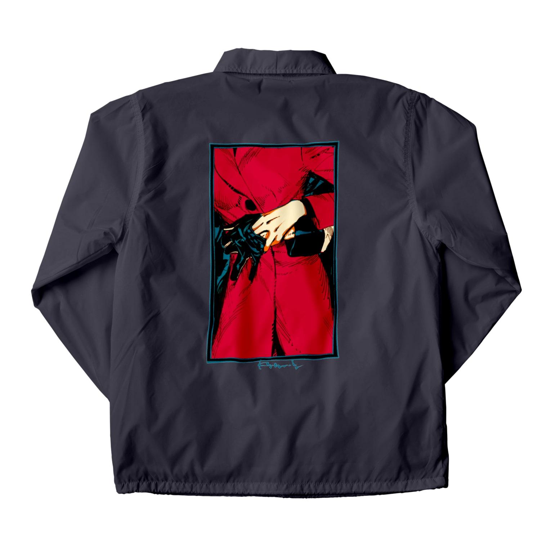 kotteriのコテリ Coach Jacket