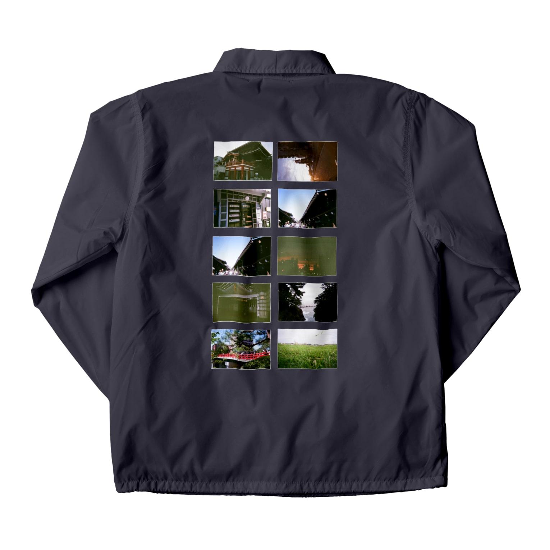 CHURCH clothesのCHURCH FILM 19aw  Coach Jacket
