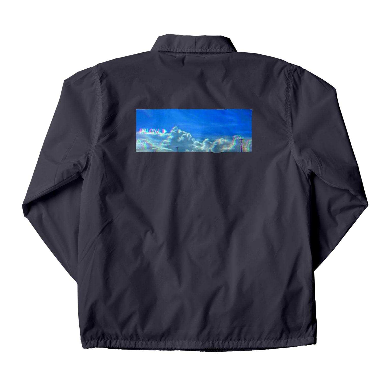 敷島の自分用 Coach Jacket