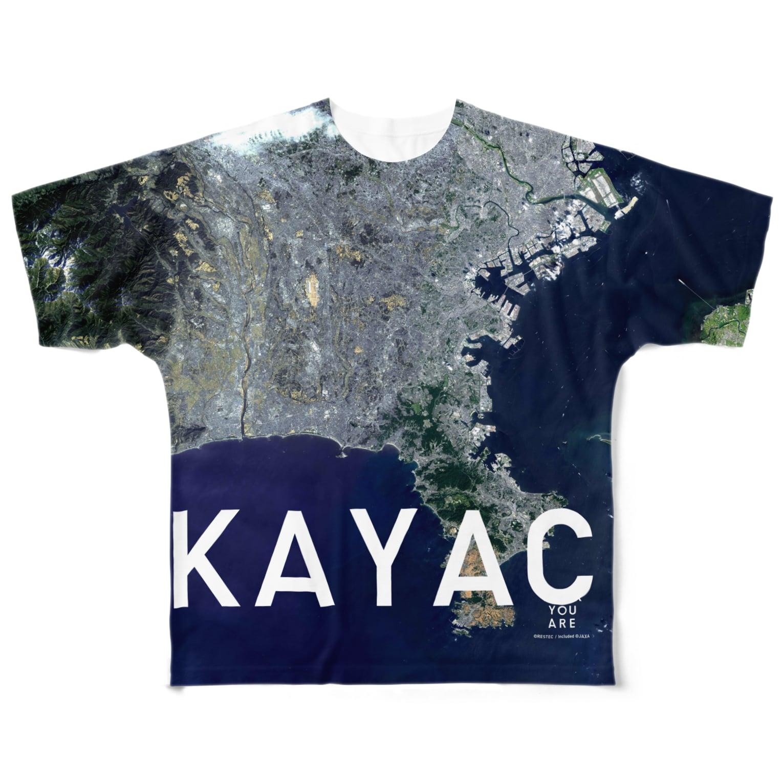 WEAR YOU AREの神奈川県 鎌倉市 Tシャツ 両面 フルグラフィックTシャツ