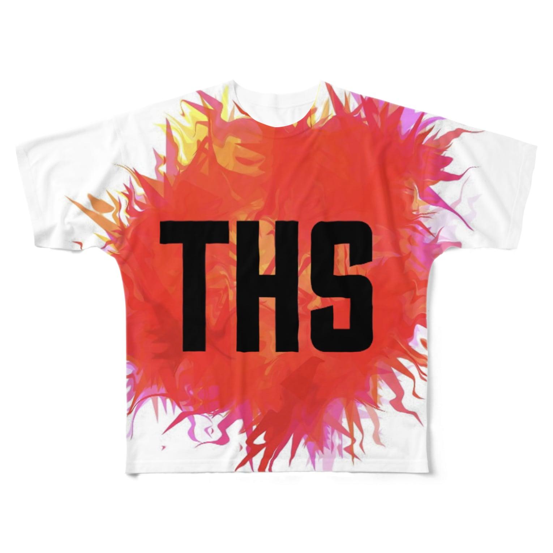 eihwazのTHS Full graphic T-shirts
