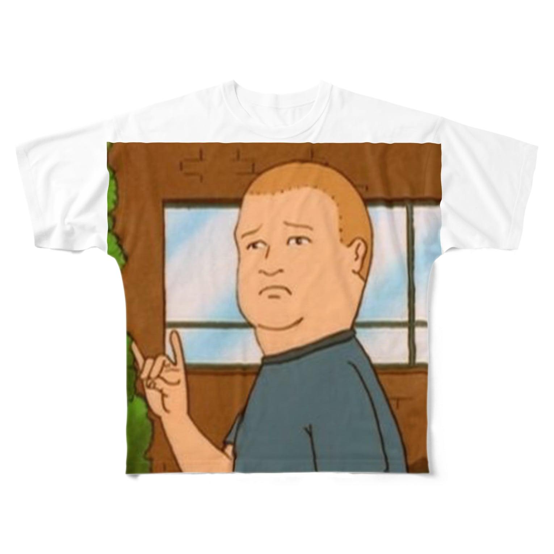 speam-xのデブ Full graphic T-shirts