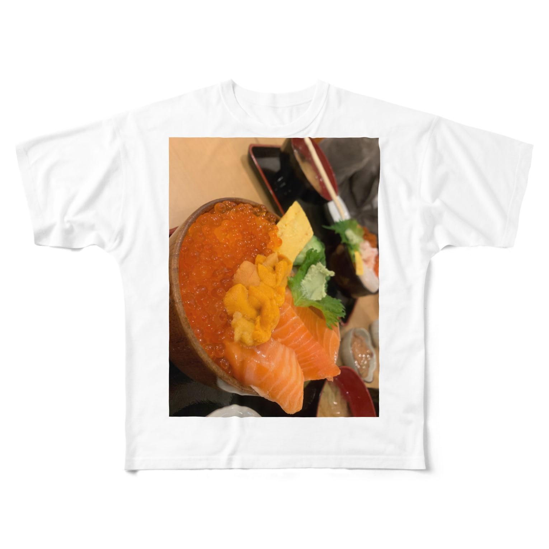 mのKAISENDON Full graphic T-shirts