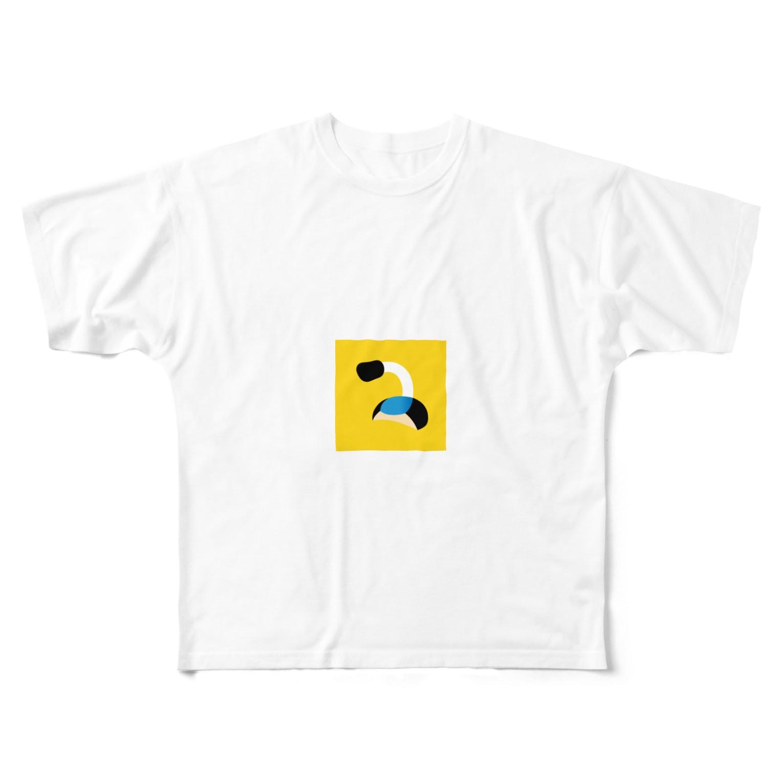 【公式】マイノメリティーのマイノメリティ Full graphic T-shirts