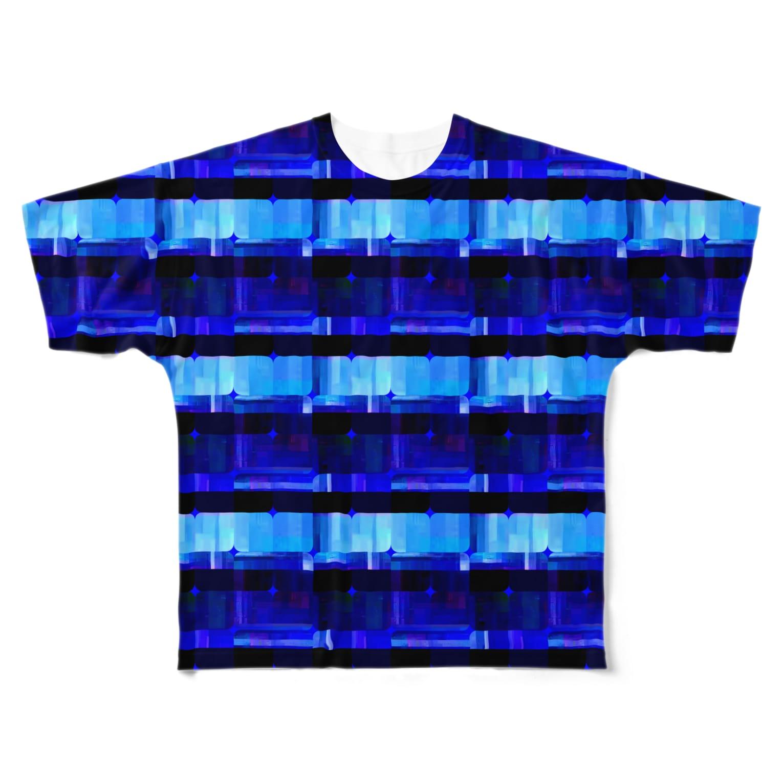 wwweedのxxc Full graphic T-shirts