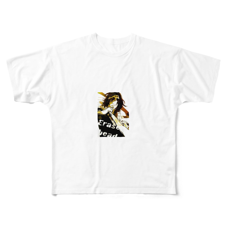 SQLの相澤先生 Full graphic T-shirts