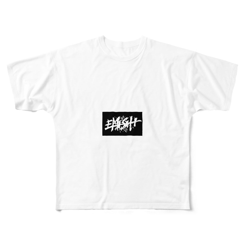 k_ondooのd Full graphic T-shirts
