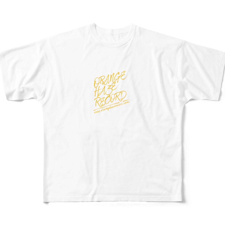 田高健太郎 NET SHOPのOHR Full graphic T-shirts