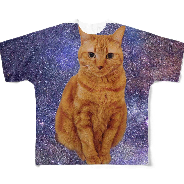 tinamagicalのanzu Full graphic T-shirts