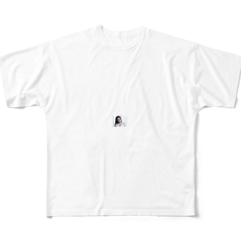 fnaewuoiaeのAGA治療薬の代表格といえばプロペシアとミノキシジルです Full graphic T-shirts