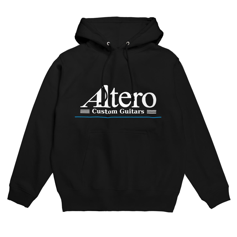 Altero_Custom_GuitarsのAltero Custom Guitars Hoodies