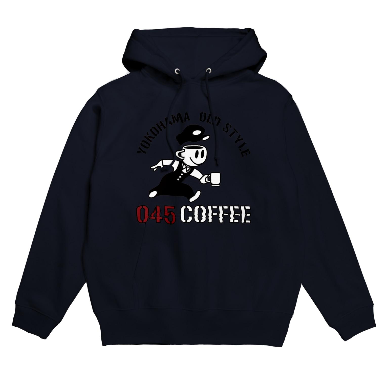 045COFFEE YOKOHAMAの045COFFEE A Hoodies