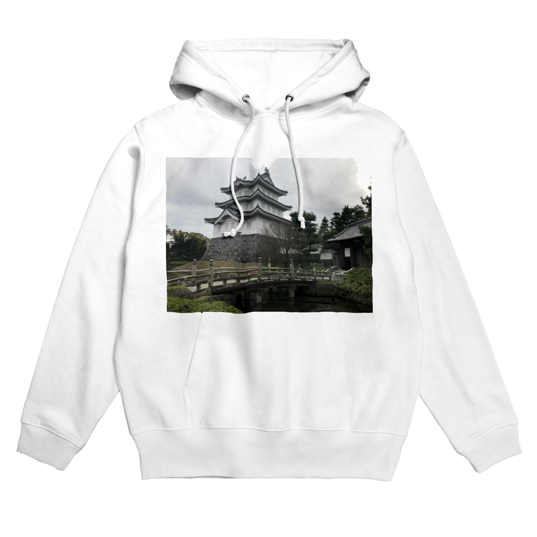 hachimitsu0502の忍城っ! Hoodies